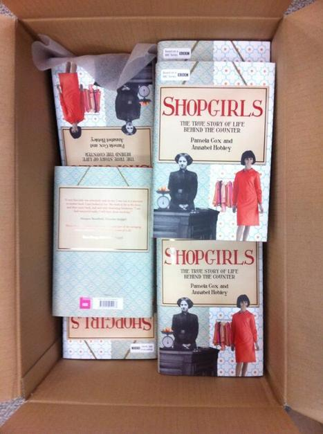 Dr. Pamela Cox on her new documentary and book 'Shopgirls' | ESRC press coverage | Scoop.it