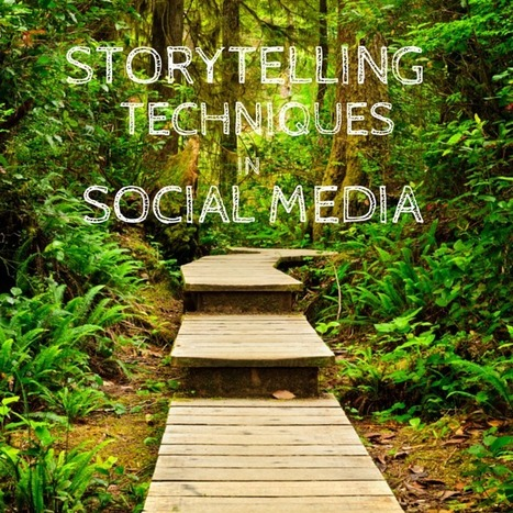 Is Your Content Worth Sharing? Storytelling Techniques in Social Media - Kruse Control Inc | Digital Marketing - Social Media | Scoop.it