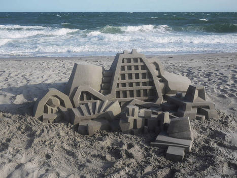 Calvin Seibert's Cathedral and Museum Sand Sculptures | tecnologia s sustentabilidade | Scoop.it
