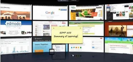 Student Work – Portfolios of Learning | Wiki_Universe | Scoop.it
