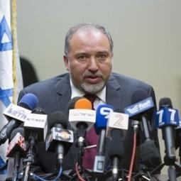 Liberman appelle à reprendre Gaza et dénonce les efforts de trêve | Because they can... | Scoop.it