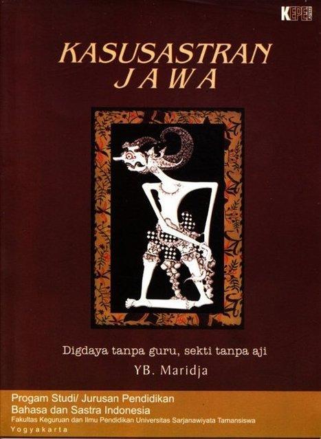 Dunia Perpustakaan: Pengertian Kasusastran Jawa | giripustaka | Scoop.it