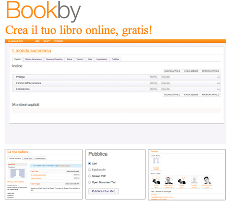 Bookby: il tool online di Youcanprint.it per creare gratis i tuoi eBook | TALENTOS | Scoop.it