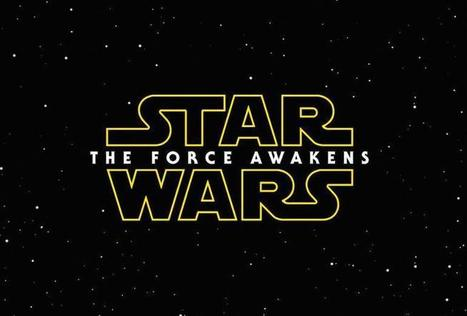 Star Wars Episode: VII finally has a subtitle: The Force Awakens. Disney quietly announced the title on Twitter this morning   A Rich Selection Of The Latest News www.canbeweird.com   Scoop.it