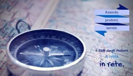 Aziende, prodotti e servizi: il 56% degli italiani li cerca in rete. - SocialWebMax | smmax | Scoop.it