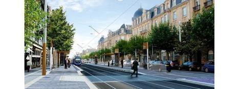 Glacis-Luxexpo: le premier tracé du tram soumis aux députés | Infogreen | Actualités, généralités... banalités & nouveautés | Scoop.it