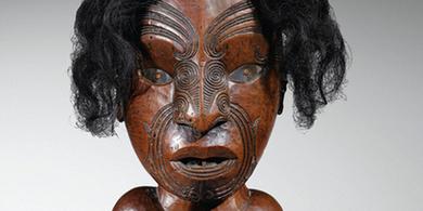 Rare Maori figure in auction | The New Zealand Herald | Kiosque du monde : Océanie | Scoop.it