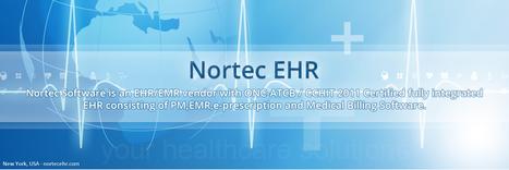 EHR and EMR Software | Medical Billing Services | Nortec EHR | Health Care | Scoop.it