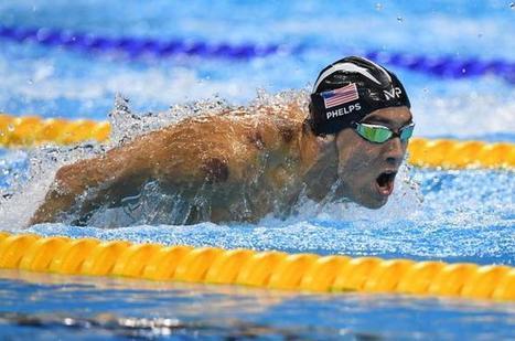 Michael Phelps iguala un récord olímpico de hace más de 2.000 años | EURICLEA | Scoop.it