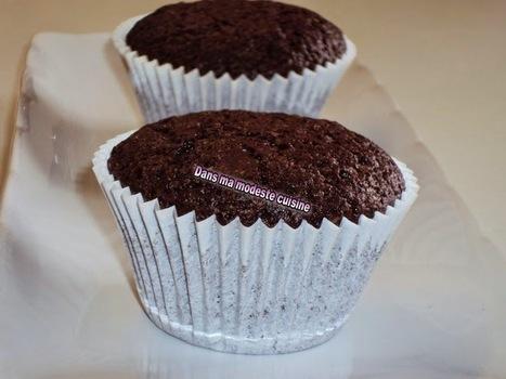Muffins de recette moelleux au chocolat/amandes ~ Recette Moelleux Au Chocolat | recette-couscous | Scoop.it