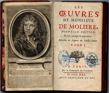Στις 15 Ιανουαρίου του 1622 γεννιέται ο Μολιέρος | eyelands | Scoop.it