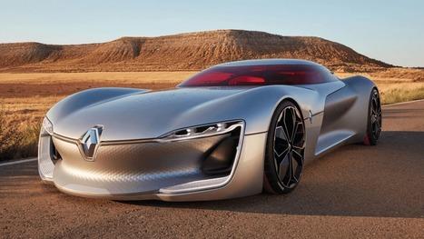 Renault rêve d'une voiture de luxe, électrique et autonome - Tech - Numerama | Heron | Scoop.it
