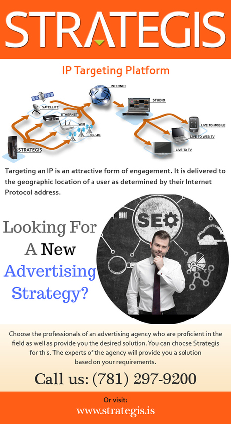 IP Targeting – An Effective Form of Digital Marketing | advertising agencies boston | Scoop.it