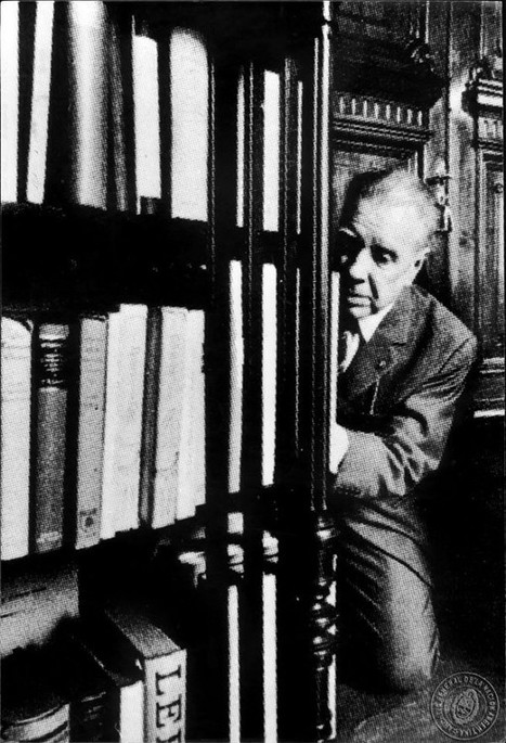 Putting Borges' Infinite Library On the Internet | Pourquoi's innovation and creativity digest | Scoop.it