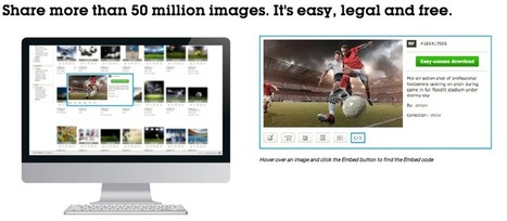 The Ultimate Directory Of Free Image Sources | Web 2.0 for Education | Scoop.it