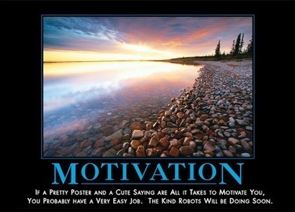 How To Motivate People - 4 Steps Backed By Science | Peak Performance | Scoop.it