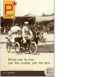 Portail des Bibliothèques de Brest : La revue Patrimoines brestois / La revue 'Patrimoines brestois'   Bibliothèques-Patrimoine écrit-Brest   Scoop.it