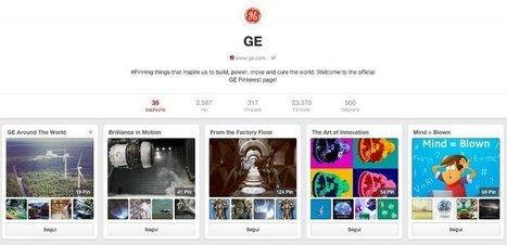 Perché la General Electric punta sul visual storytelling? | Social Media Marketing nel B2B | Scoop.it