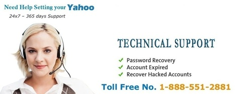 Yahoo Mail Support|1-888-551-2881|Yahoo Technical Help Contact Support | DISTANCE EDUCATION | Scoop.it
