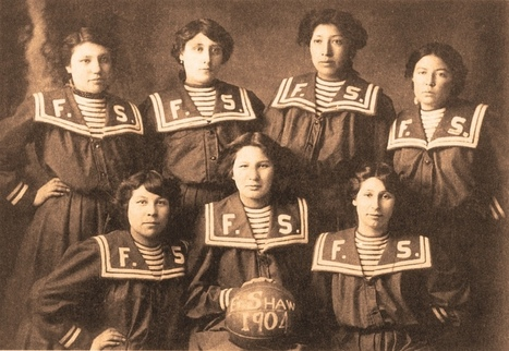 Before Schimmel: The Indian Women Who Became Basketball Champions | Indian Country | Kiosque du monde : Amériques | Scoop.it