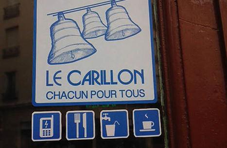 Le Carillon, un réseau de commerçants pour les sans-abris de Paris | LES PROMESSES DE L'AUBE | Scoop.it