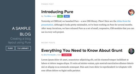 Layouts – Pure | 4Entrepreneurs | Scoop.it