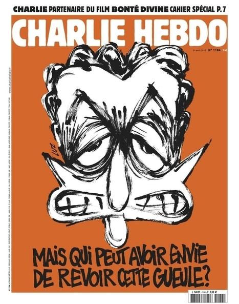 Charlie Hebdo n°1184 | Culture | Scoop.it