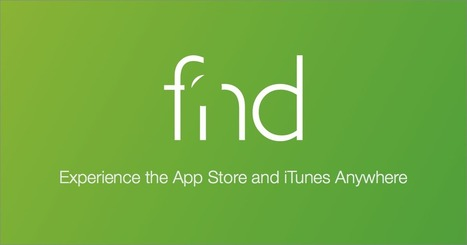 fnd - The Search engine that's missing in iTunes... | iGeneration - 21st Century Education | Scoop.it