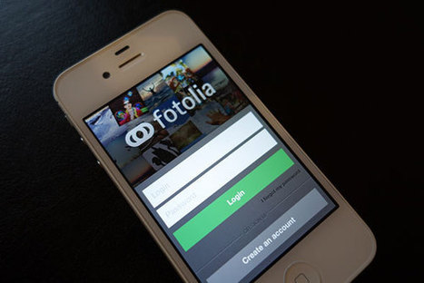 Fotolia Instant : une application pour vendre les photos prises avec son smartphone   Applications Iphone, Ipad, Android et avec un zeste de news   Scoop.it