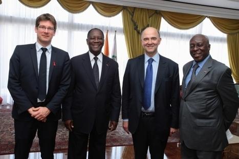 Un gouvernement au service des entreprises françaises en Afrique | Actualités Afrique | Scoop.it