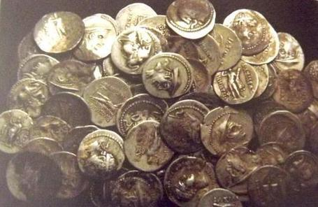 A Hoard of Coins Leads History Professor to Lost Ancient Kingdom | Archaeology News | Scoop.it