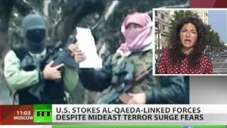 Al-Qaeda thrives as US helps to 'flip'Syria | News from Syria | Scoop.it