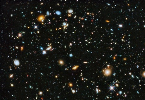 A GIF That Illustrates The Mind-Boggling Number Of Galaxies In The Universe | kitnewtonium | Scoop.it