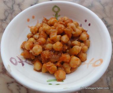 Baked Garbanzo Beans | Vegetarianism | Scoop.it