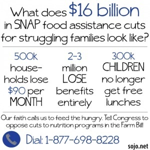 Cuts to Hunger Programs Threaten Children and Families | Giving for Good | Scoop.it