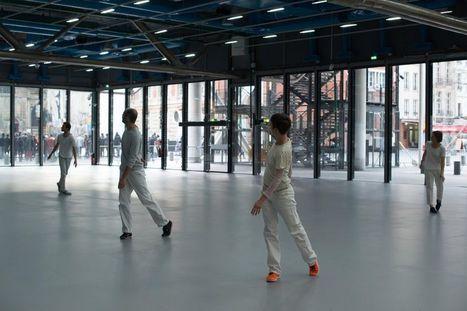 Les musées, nouvelles pistes pour la danse | Danse contemporaine | Scoop.it