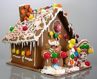 The Holidays, Gingerbread Houses and Breadcrumbs in Website Navigation | Ayantek | Ayantek's User Experience Design Digest | Scoop.it