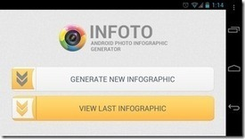 InFoto Generates Slick Inforgraphics About Photos On An Android Device | Time to Learn | Scoop.it