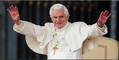 Saint-Siège : encore une démission, après celles de 1294 et 1415 ! Joseph Ratzinger | Think outside the Box | Scoop.it