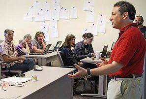 Teachers Learn How to Create Mobile Apps - UMass Lowell (press release) | Go Go Learning | Scoop.it