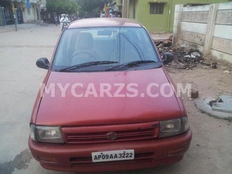 MARUTI SUZUKI ZEN Red,1998 in Hyderabad | Buy or sell used cars in online | Scoop.it
