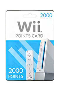 Spend Points on Nintendo Wii $20 Game Card | Spend Your Points | Scoop.it