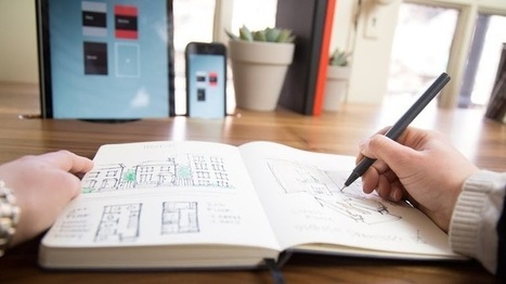 Weekly Innovation: Paper Notebooks That Become Digital Files - NPR (blog) | Creativity, Learning & Libraries | Scoop.it