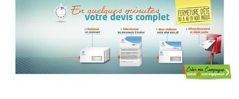 papermailing - Imprimez et envoyez vos mailings papiers | Boite à outils E-marketing | Scoop.it