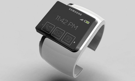 Samsung v Apple: Galaxy Gear release brings time for smartwatch rivalry - The Guardian   TechnoToday   Scoop.it