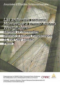 Hommage au poète péruvien Emilio Adolfo Westphalen | Poezibao | Scoop.it