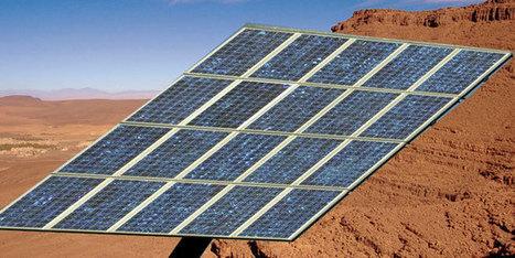 Marrakech: Salon international de l'énergie solaire  jusqu'au 16 février | Marrakech Maroc | Scoop.it