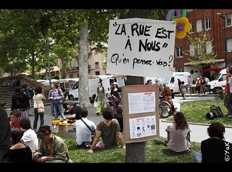 #12M15M #12Mfr Toulouse, les indignés campent jusqu'au 16 mai | #marchedesbanlieues -> #occupynnocents | Scoop.it