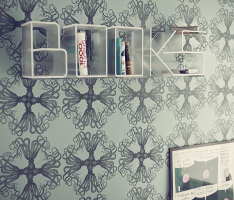 20 bookshelves design ideas - II - The Grey Home   Home Decor   Scoop.it