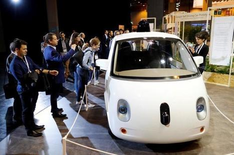 Google hires Airbnb exec to commercialize self-driving cars | Business Video Directory | Scoop.it